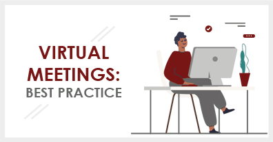 Virtual Meetings: Best Practice